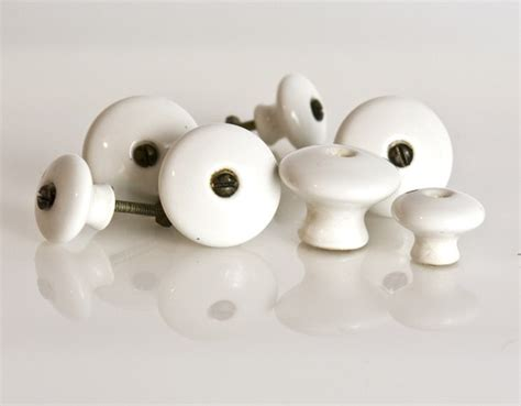 antique porcelain knobs