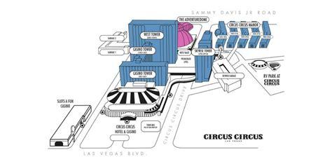 circus circus front desk showtimevegas com las vegas facility site maps