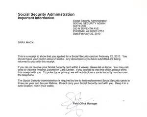 Award Letter Of Social Security Social Security Office Award Letter 2016