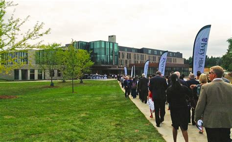 Ivey Business School Mba Ranking by Press Release The Richard Ivey Building Officially Opens