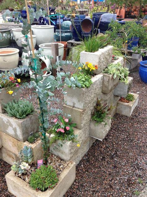 garden wall concrete blocks concrete block garden wall garden