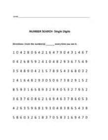 Visual Scanning Worksheets by All Worksheets 187 Visual Scanning Worksheets Printable