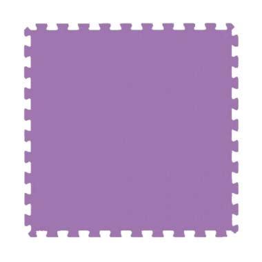 Evamats Puzzle Polos 60 X 60 Oranye 4 Pcs jual evamats puzzle polos alas lantai violet 4 pcs 60 x 60 harga kualitas