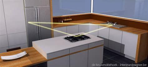 werken in een keuken tips voor de perfecte keukenindeling ergonomie afmetingen