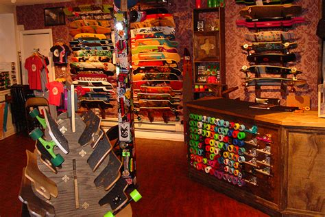 about new york city skateboard shop nyc