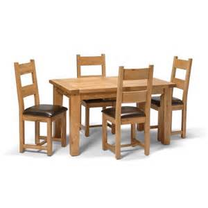 Dining Room Set Vancouver Vancouver Oak Furniture Tables And Chairs