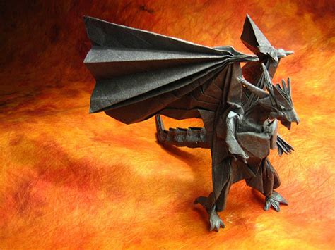 Top 10 Best Origami - 10 amazing origami dragons epic fail by letts a d