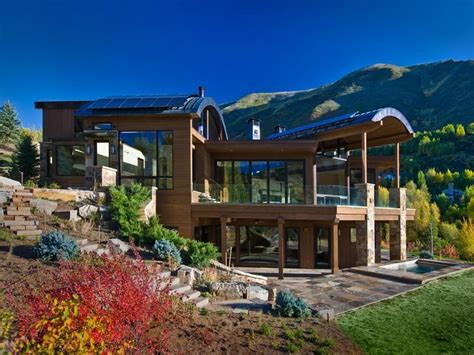 Daily Dream Home Aspen Colorado Pursuitist Luxury Homes For Sale In Aspen Colorado