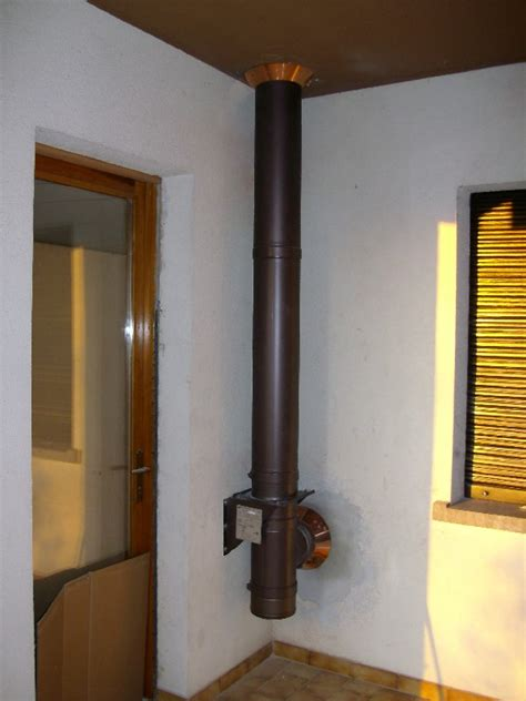 installazione canna fumaria interna installazione stufa a pellet canne fumarie edilkamin