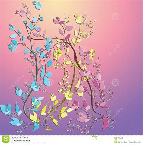 imagenes abstractas de flores flores bonitas abstractas