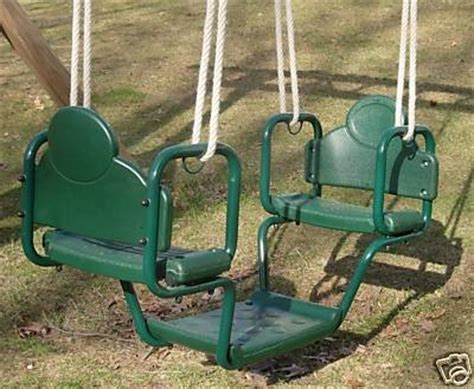 face to face glider swing swingset swing face to face glider swings pinterest