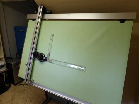 professional drafting table architect engineers professional drafting table track