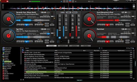 5 of the best virtual dj software for windows 10 virtual dj software atlantic city dj expo virtualdj 7
