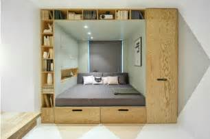 All built using plywood only by int2 architecture