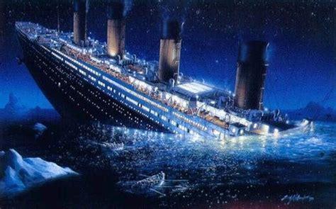 film titanic kesalahan titanic tenggelam gara gara salah setir