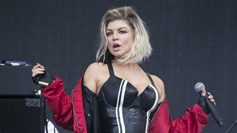 Fergie Looks Like Real Live by Fergie Photoshoots Images