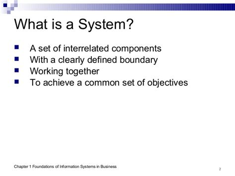 Mba Management Information Systems Notes by Management Information System One Or Two Chapter By Amjad