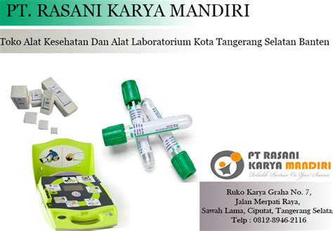 toko alat kesehatan  alat laboratorium kota tangerang