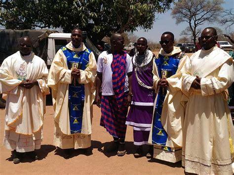 missionari consolata il primo sacerdote masai missionario della consolata