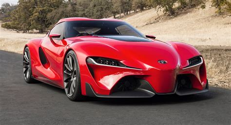 New Toyota New Toyota Supra Rendered Photos 1 Of 8