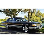 1991 Cadillac Fleetwood Brougham  CLASSIC CARS TODAY ONLINE