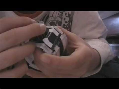 How To Make Paper Omnitrix - paper omnitrix