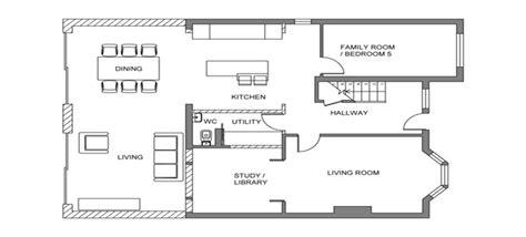 ground floor extension plans firbank partnership architectural design 100 feedback