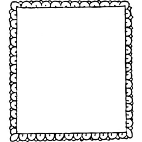 cornici semplici cornice semplice disegno da colorare gratis disegni da