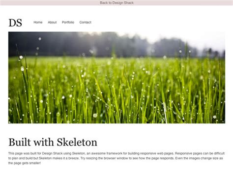 tutorial skeleton css 30 useful responsive web design tutorials hongkiat