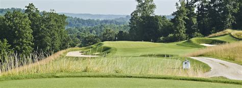 pete dye best golf courses pete dye course at french lick golf tripper