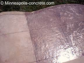 sealant for concrete patio how to apply remove and apply sealers on sted concrete