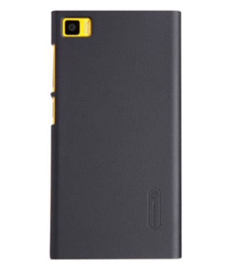 Nillkin Frosted Xiaomi Mi3 nillkin frosted shield plastic cover for xiaomi mi 3 brown plain back covers
