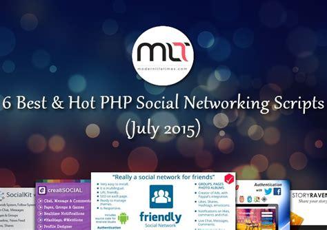 best social networking script 6 best php social networking scripts july 2015