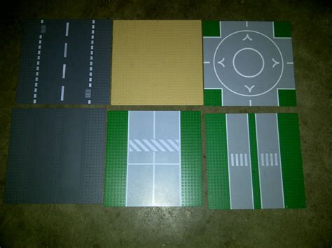 Lego Baseplate 29 2pcs i or h tiles and bricks for stronger lighter assembled structures page 6 urban75 forums