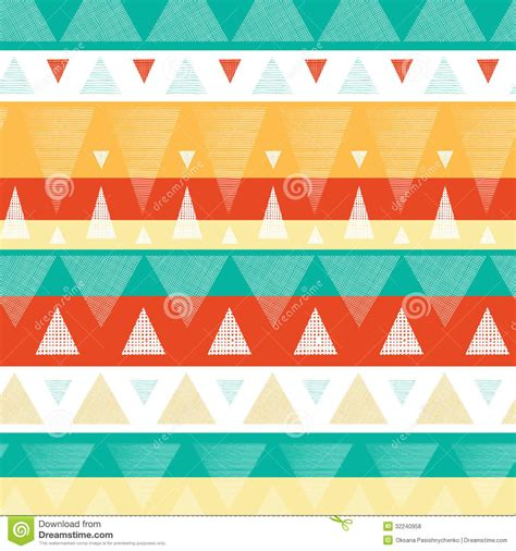 stripe pattern background vector vibrant ikat stripes seamless pattern background stock