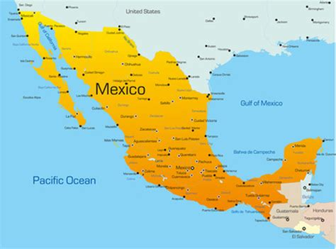 Mexico Geography Www Pixshark Com Images Galleries | mexico geography www pixshark com images galleries