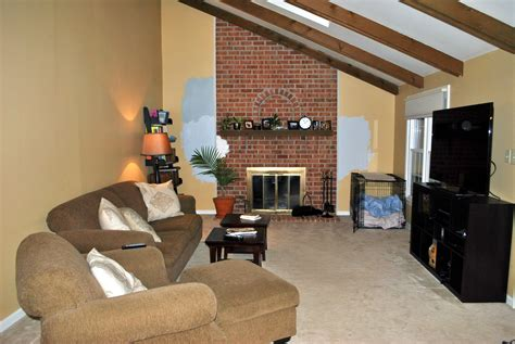 long narrow living room with fireplace in center long narrow living room with fireplace in center