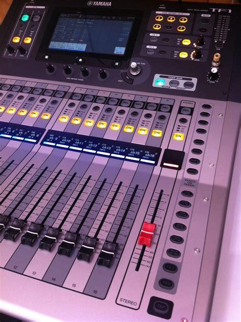 Mixer Yamaha Tf1 yamaha tf1 image 1128079 audiofanzine