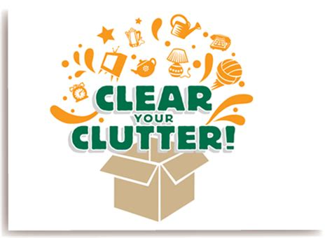 cleaning clutter clear your clutter
