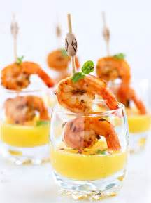 Succulent shrimp tapas with mango shooters recipe eatwell101