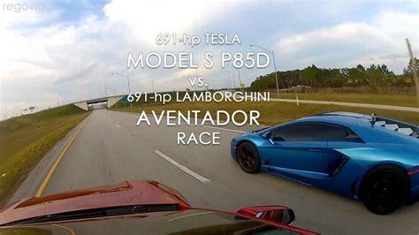 lamborghini aventador vs tesla roadster lamborghini aventador reviews specs prices top speed