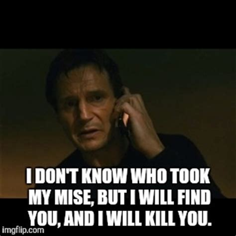 Liam Neeson I Will Find You Meme - liam neeson taken meme imgflip
