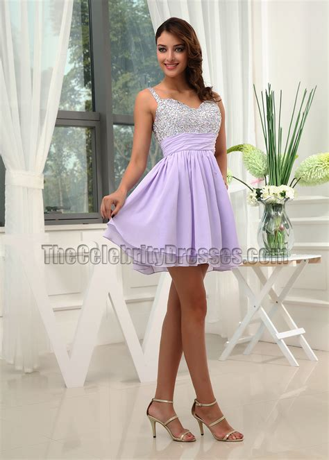 New Produk G Dress Jodyn gorgeous lilac sequined homecoming dress dresses