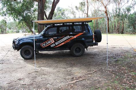 4wd Car Awnings 2 5m X 2 0m Awning For 4x4 Camping