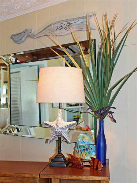 beach house decorating ideas on a budget budget beach cottage nautical knick knacks hgtv design