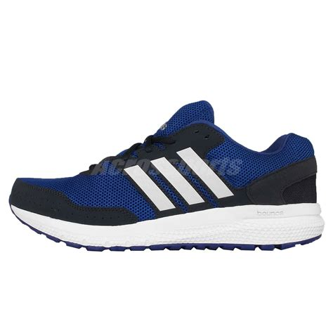 navy blue athletic shoes adidas ozweego bounce cushion m navy blue mens running