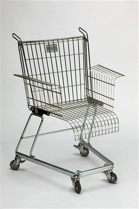 Shopping Cart Chair - shopping cart office chair business and pleasure for