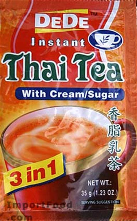 Thai Tea A Classic Thai Iced Tea With Sweet Condensed Milk where can i buy thai tea mix