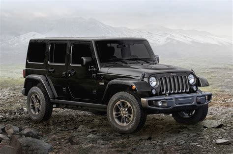 Edmunds Jeep 2017 Jeep Wrangler Suv Pricing For Sale Edmunds