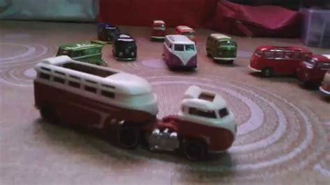 Hotwheels Custom Vw Hauler Wheels Custom Volkswagon Hauler And Other Vw S